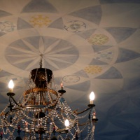 Decorated ceilings